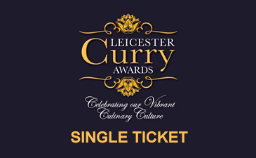 Leicester Curry Awards