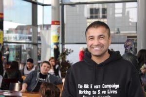 Photo Credit: The Rik Basra Leukaemia Campaign