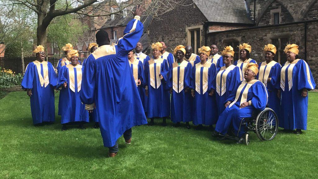 Image Credit: DMU Gospel Choir