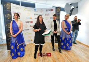 Curry Awards 2018 - Radio Leicester Launch - 09-03-18 001
