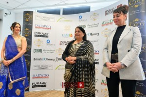 Curry Awards 2018 - Radio Leicester Launch - 09-03-18 003