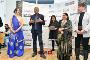 Curry Awards 2018 - Radio Leicester Launch - 09-03-18 005