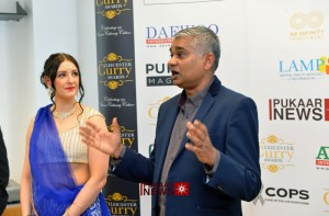 Curry Awards 2018 - Radio Leicester Launch - 09-03-18 007