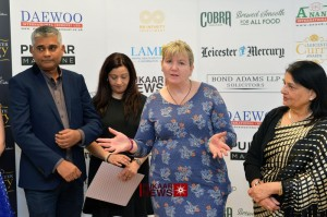 Curry Awards 2018 - Radio Leicester Launch - 09-03-18 011