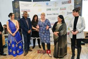 Curry Awards 2018 - Radio Leicester Launch - 09-03-18 012
