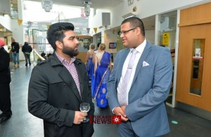 Curry Awards 2018 - Radio Leicester Launch - 09-03-18 016