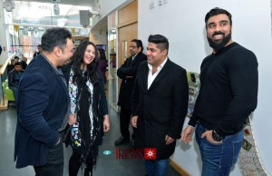 Curry Awards 2018 - Radio Leicester Launch - 09-03-18 019