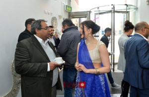 Curry Awards 2018 - Radio Leicester Launch - 09-03-18 021