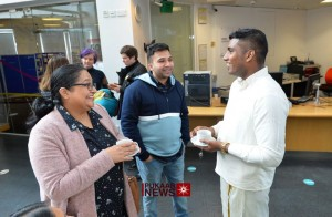 Curry Awards 2018 - Radio Leicester Launch - 09-03-18 027