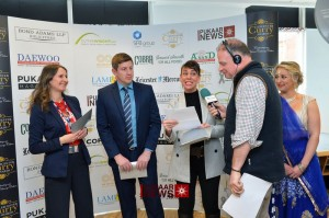 Curry Awards 2018 - Radio Leicester Launch - 09-03-18 037