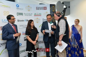 Curry Awards 2018 - Radio Leicester Launch - 09-03-18 041