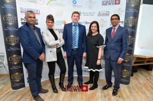 Curry Awards 2018 - Radio Leicester Launch - 09-03-18 047