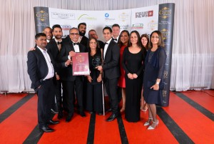 Khyber-Winner of BEST FINE DINING RESTAURANT 2018