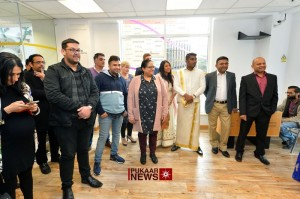 Curry Awards 2018 - Radio Leicester Launch - 09-03-18 002