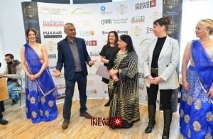 Curry Awards 2018 - Radio Leicester Launch - 09-03-18 008