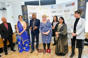 Curry Awards 2018 - Radio Leicester Launch - 09-03-18 009