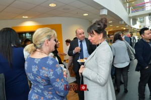 Curry Awards 2018 - Radio Leicester Launch - 09-03-18 020