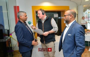 Curry Awards 2018 - Radio Leicester Launch - 09-03-18 033