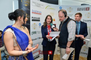 Curry Awards 2018 - Radio Leicester Launch - 09-03-18 039