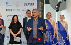Curry Awards 2018 - Radio Leicester Launch - 09-03-18 040