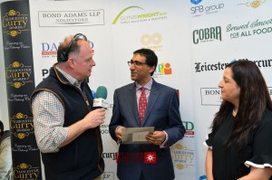 Curry Awards 2018 - Radio Leicester Launch - 09-03-18 043