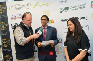 Curry Awards 2018 - Radio Leicester Launch - 09-03-18 044