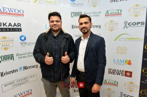 Curry Awards 2018 - Radio Leicester Launch - 09-03-18 049