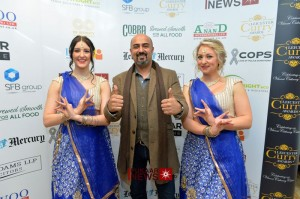 Curry Awards 2018 - Radio Leicester Launch - 09-03-18 056