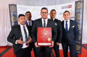 Masalas Leicester - Winner of best takeaway 2018